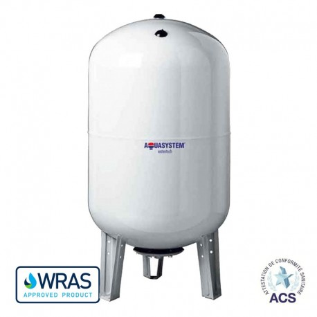 Universaalinen paisunta-astia 100 l, Aquasystem AR PLUS 100