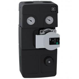 Pumbagrupp 90 R, LK 862 (Wilo pump, 3T segisti, Kvs 6,3/10 m³/h, kuulkraanid, termomeetrid, tagasilöögiklapp)