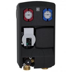 Pumbagrupp 125 L, LK 862 (Wilo pump, 3T segisti, Kvs 6,3 m³/h, kuulkraanid, termomeetrid, tagasilöögiklapp)