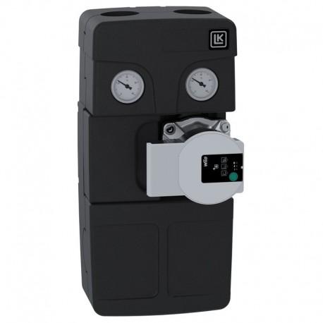 Pumbagrupp 90, LK 861 (pump, kuulkraanid, termomeetrid, tagasilöögiklapp)