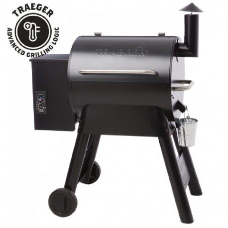 Pelletgrill 22 Pro Series Traeger grillimiseks, suitsutamiseks, küpsetamiseks, hautamiseks, röstimiseks, barbeque valmistamiseks