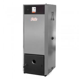 Pellet boiler PELLE 165 l, for Pelltech PV burners