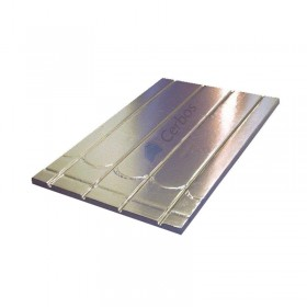 Underfloor heating panel 25x768x1175 mm Floore, for 16 mm pipe