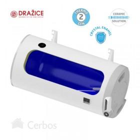Sähkökäyttöinen lämminvesivaraaja 100L, horisontaalinen, Drazice OKCEV 100