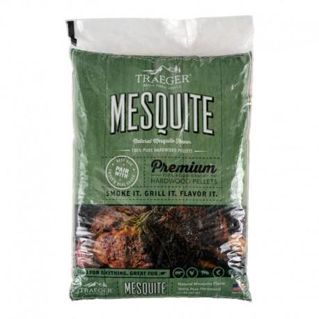Grillpellet Mesquite, Traeger