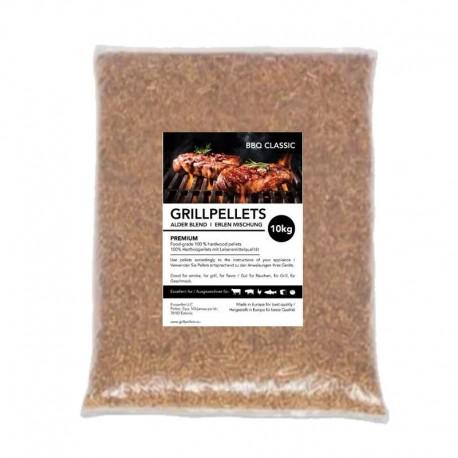 Grillpellet BBQ Classic naturaalsest puidust