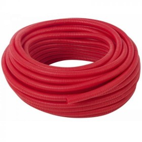 Pipe sleeve 23 mm, red 50 m