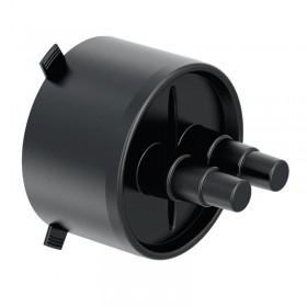 Veetoru otsakate Uponor Ecoflex Twin 40+50+63/200
