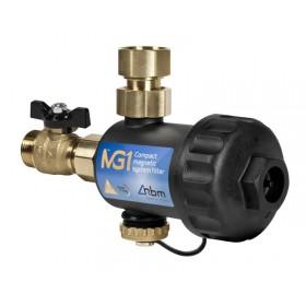 """Dirt separator filter 3/4"""" MG1"""