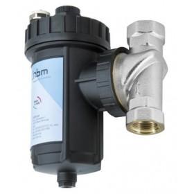 "Multifunction magnetic dirt separator filter 3/4"" SafeCleaner2"
