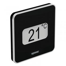 Juhtmevaba termostaat Style T-149 must