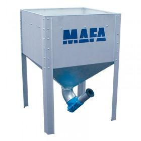 Pellet hopper Mafa Midi 730 L