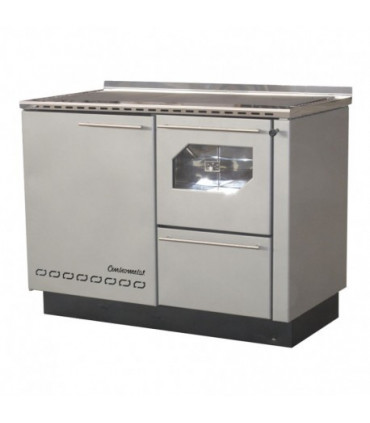 Wood cookers