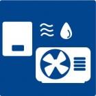 Ilma-vesilämpöpumput