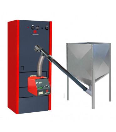 EVERCLEAN pellet boilers