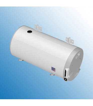 Wall-mounted, horizontal electric heaters