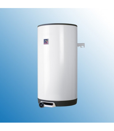Wall-mounted, vertical electric heaters