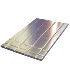 Underfloor heating panels