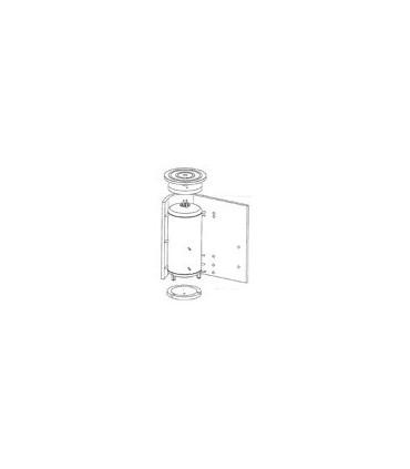 Storage tanks heat insulation