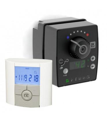 Lämmönsäätimet / suntti