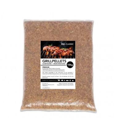 Grill pellets