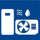 Combi vesilämpöpumput (lämminvesivaraajalla)