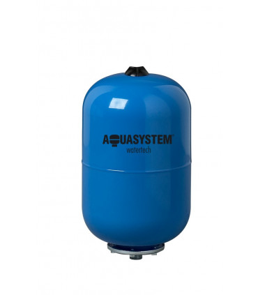 Pressure tanks for sanitary waters