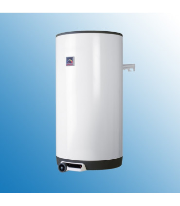 Combined wall-mounted, vertical water heaters