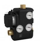 Keskuslämmityksen sekoitusventtiilit ja termostaatit