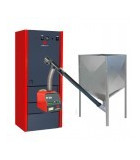Pellet boilers and combined boilers